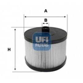 filter olja UFI 25.145.00
