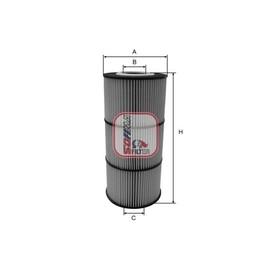 filter olja UFI 25.170.00