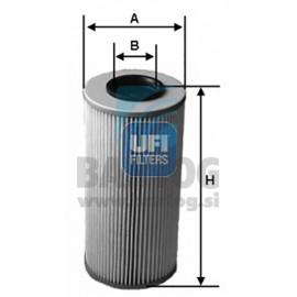 filter olja UFI 25.586.00