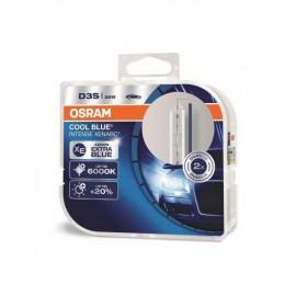 Osram D3S Cool Blue Xenarc 2 kos
