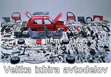 Avtodeli za vsa vozila