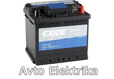 Akumulatorji za vsa vozila